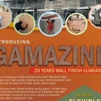 Gamazine and Glamour Coat