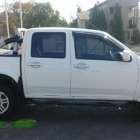 2012 Isuzu KB250 DIESEL DOUBLE CAB for sale