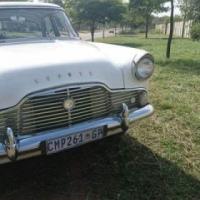 1961 Ford Zephyr 6