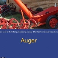 2nd Hand Auger