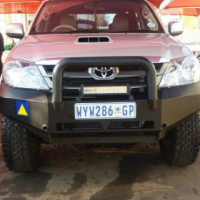 Toyota Fortuner 3.0 d4d 4x4 Manual 2006 model