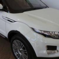 2013 Land Rover Range Rover Evoque SD4 Prestige