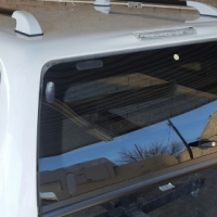 Sa Mystique Toyota D6 2016 d/c Canopy For Sale!!!!!