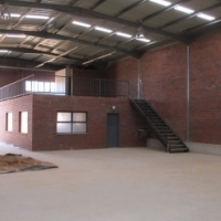 New Mini Industrial Warehouse Units in Pomona, Kempton Park