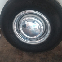 10 inch Classic Mini Rims and Tyres
