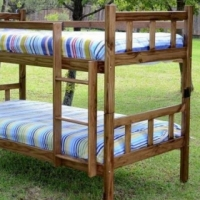 KYLE bunk bed now R 2500,contact WOODNBEDS 011 794 4376,we deliver and assemble GAUTENG