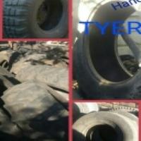 2nd Hand Tractor Tyers