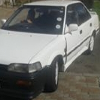 Toyota corrola up for grabs(4sale)