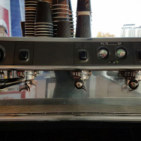 Must Sell Commercial Espresso Machine - 3 Group Head