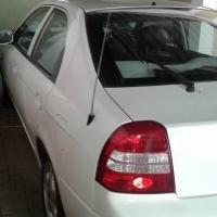 Kia Shuma 1.8 GS 1999 Low Km, good condition.
