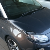 Opel Adam 2015 manual 1.0 T Glam with 20000 km Immaculate Condition calling all Students