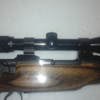 Musgrave 300 WINMAG Rifle