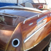 Dauntless 750 St Moritz Sports Boat