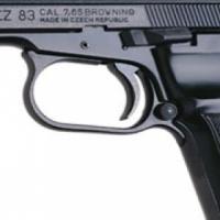 CZ-83 9mm Short Pistol