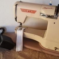 Lovely Vintage Elna Sewing Machine