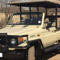 Toyota Used Toyota Land Cruiser Bakkie Available