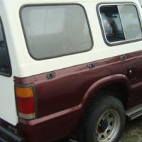 1998 Mazda drifter