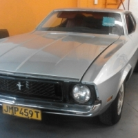 1972 Mustang Fastback Mach1-DONT MISS OUT!!!