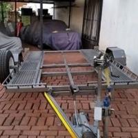 CAR trailer  newly build