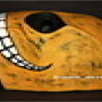 ARMY OF TWO PAINTBALL AIRSOFT BB GUN MASK SMILEY MA05