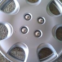 Toyota Corolla: new hub cap