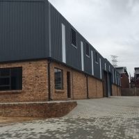 BRAND NEW FACTORY / WAREHOUSE FOR SALE IN SAMRAND!!!