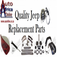 Auto Africa Online offer a wide range of Jeep parts and accessories