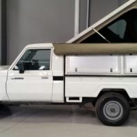 2010 Toyota Landcruiser 70 4.2 DIESEL