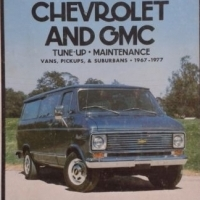 (Book) Chevrolet and GMC Tune-up - Maintenance - Clymer Publications.