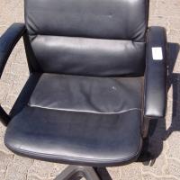 Office Chair Black S020549B #Rosettenvillepawnshop