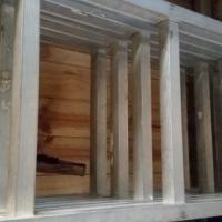 Folding Wonder Ladder (Excellent condition)