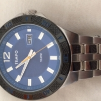 Men's Tempo Watch with date