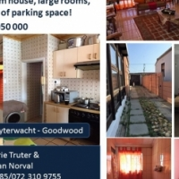 Spacious 4 bedroom property for sale !