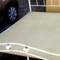 Double Bed Frame / Base