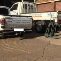 Bakkie and Truck available for furniture removals