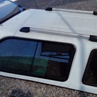 ford ranger supercab canopy