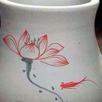 Porcelain Mini Planter