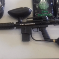 Paint ball gun BT OMEGA.