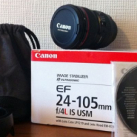 Canon EF 24-105mm For Sale