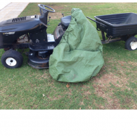 Murray 42 inch ride on lawnmower
