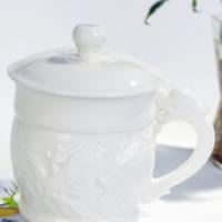 Porcelain Cup /Lid