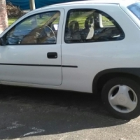 1996 Opel Corsa Lite 1.3i R33000 end of the month sale