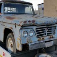 Rare 1962 dodge d200 truck