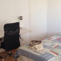 A room to share with a female student is available in Rondebosch