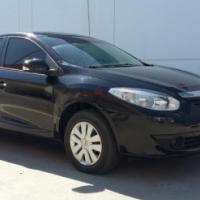 2012 Renault Fluence 1.6 Dynamique,elect-windows,ac,6 speed sat-nav,c/l,-full house-black leather