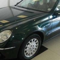 Mercedes Benz E Class Sedan 280 Elegance 7G Tronic