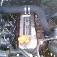 Nissan 2.7 TD Engine, 4x4Gearbox and front Diff R15 000.