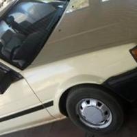 Toyota corolla1985 16Gl TE RUIL VIR U BAKKIE WHATSAPP 0629589984 graag opsoek na u bakkie