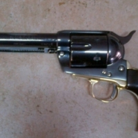 Hawes 357 mag Western Marshall revolver..made in West Germany