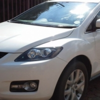 2008 Mazda CX 7 SUV to swop for Mazda BT50 single or double cab